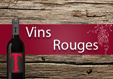 Trians- Nos vins rouges
