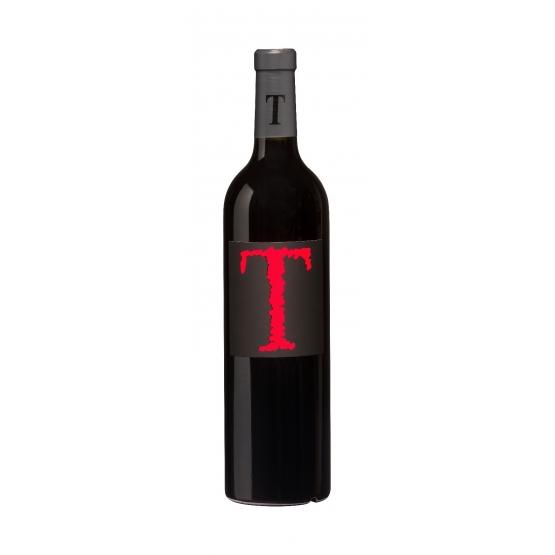 """Cuvée """"T"""" de Trians Rouge 2012"""
