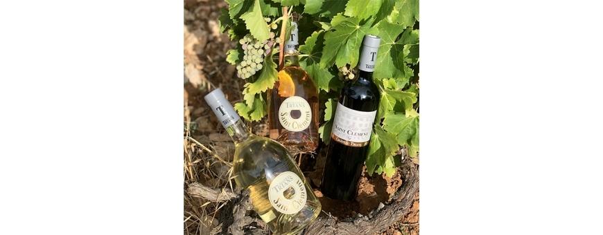 Vins St Clément par Château Trians