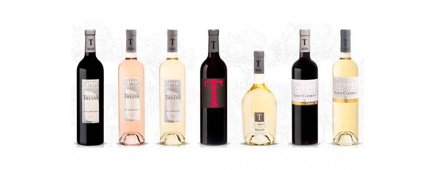 All wines from Château TRIANS