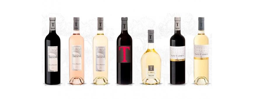 Tous les Vins du Château TRIANS