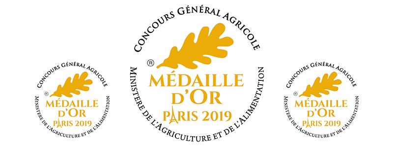 Domaine de Trians - Cuvée Les Mélicots - Médaille d'Or Concours Général Paris 2019