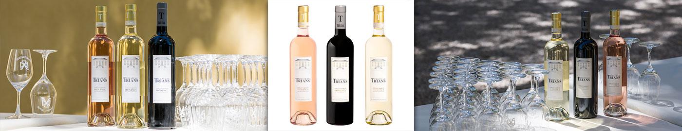 Vins du Château Trians