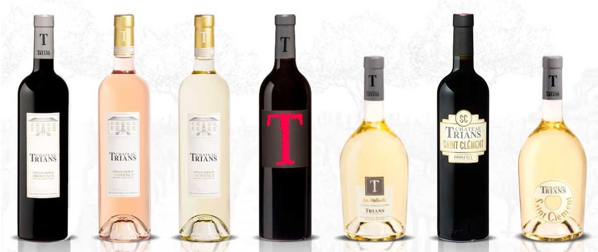 Domaine de Trians - Les Vins