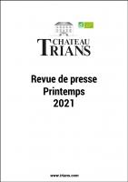 Revue de presse Printemps