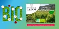 Une conduite de vignoble en agriculture biologique
