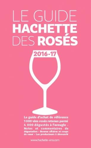 Le Guide Hachette des rosés nous félicite!