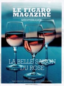 Publication dans Le Figaro magazine