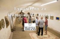 Exposition de 4 artistes au Domaine de Trians